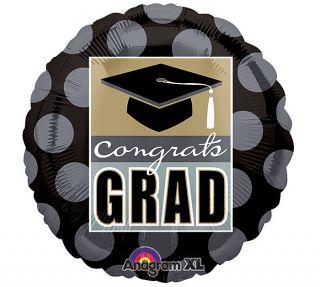 18 Class Pride Congrats Grad Congratulation Graduate Mylar Balloon