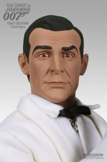 Sideshow James Bond Sean Connery Legacy Collection 12 Figure