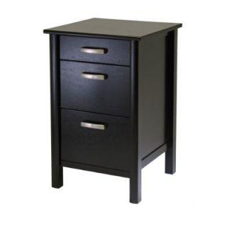 Solid Wood Espresso Corner Computer Desk Printer Stand