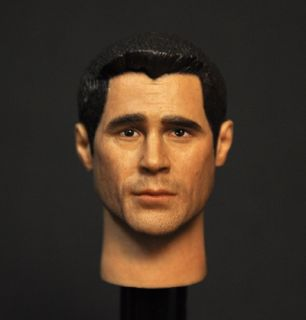 Headplay Colin Farrell 1 6 Figure Head Sculpt Alexander Miami Vice