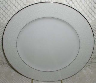 Grace Fine China Japan Concerto 12 Round Platter Chop Plate