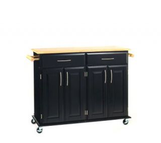Home Styles Dolly Madison Kitchen Island Cart —