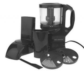 CooksEssentials 120 Watt Compact Food Processor —