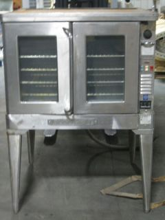 Blodgett EF 111 Electric Convection Oven Used Single Oven Great Deal