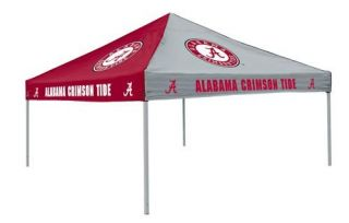 Alabama Crimson Tide Bama Pop Up Canopy Tent