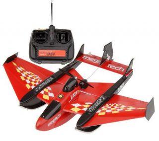 Land, Air & Sea Radio Control Hydro Fly Vehicle —