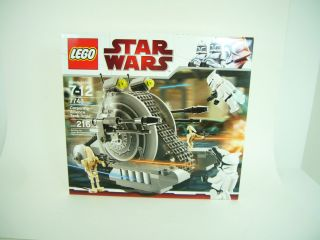 7748 MISB Lego Star Wars The Clone Wars Corporate Alliance Tank Droid