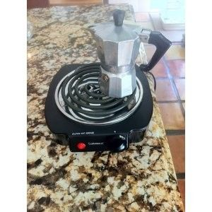 NEW Electric Countertop Portable Single Burner Hot Plate Stove Cooking