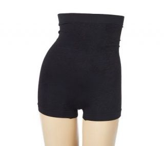 Breezies Curve & Contour High Waisted Boyshort —