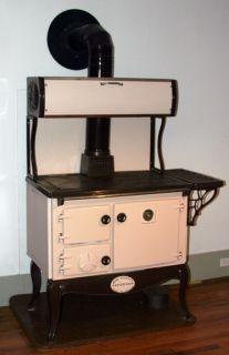 Waterford Stanley Wood Cook Stove