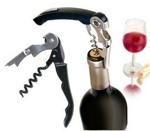 New Pull Taps Cork Screw Corkscrews Wine Bottle Opener