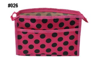 New Cosmetic Travel Make Up Hand Case Bag Purse 26