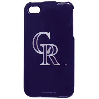 Colorado Rockies MLB Apple iPhone 4 4S Faceplate Protector Case Snap
