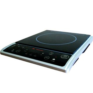 Portable Induction Cooktop Freestanding Single Burner Stove Cook Top