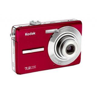 Kodak EasyShare M763 Digital Camera   Red —