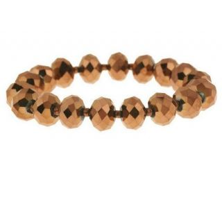Kirks Folly Avalon Beaded Stretch Bracelet —