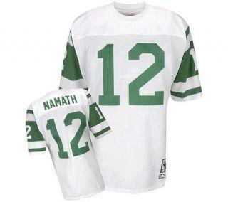 NFL New York Jets 1968 Joe Namath Authentic Throwback Jersey