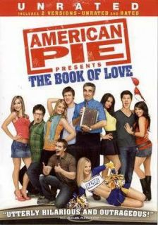 American Pie Presents The Book of Love Unrated DVD New