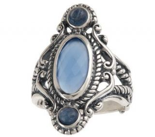 Carolyn Pollack Sterling Brilliance Ring —