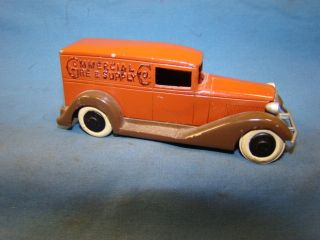 Tootsie Toy Commercial Tire Supply Co Truck