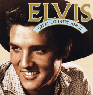 New Best of Elvis Presley 24 Greatest Country Pop Hits CD Southern