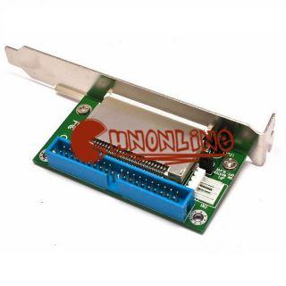 Compact Flash Card Adapter Bootable Internal Memory Card Reader