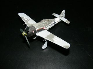21st Century Toys 1 144 Scale FW 190s German WWII Advanced Fighter