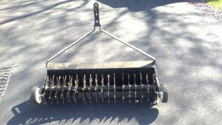 Craftsman Aerator 42 Wheel To Wheel 36 Spike to Spike BARGAIN PRICE