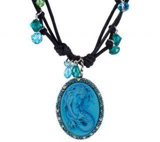 Kirks Folly Mermaid Magic Necklace —