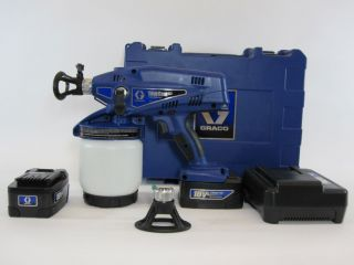 Graco Truecoat Pro Cordless Handheld Paint Sprayer