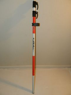Crain Adjustable GPS Prism Pole for Total Station