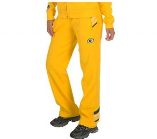 NFL Green Bay Packers Womens Track Pants —