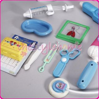 Education Multicolor Medical Kit Doctor Nurse Role Play Set Creative