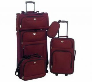 Samsonite American Tourister 5 Pc. Luggage Set —