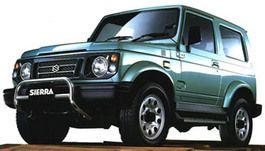 Suzuki Jimny Manuale D'Officina