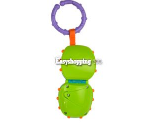 Educational Toy Funny Sounds Silly Ring Tones Flip Mobile Phone