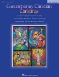 Contemporary Christian Christmas 2 Ed Sheet Music Songs Piano Vocals