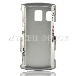 Cell Phone Cover Case for Sanyo Zio M6000 Zio SCP 8600 Cricket Sprint