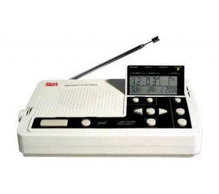 First Alert WX268 AM/FM NOAA Emergency Alert Clock Radio —