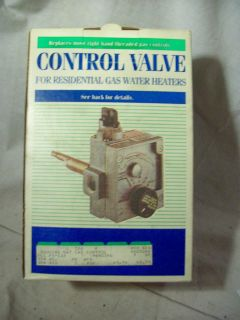 Residential Gas Water Heater Control Valve Natural Gas 37C73U 622