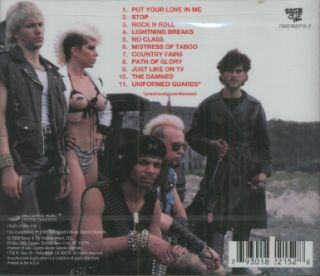 Plasmatics Coup DEtat CD Punk Rock Wendy O Williams Bonus Track New
