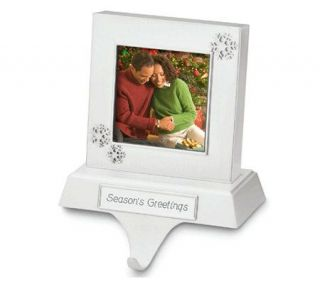 Things Remembered Personalized Snowflake Stocking Hanger —