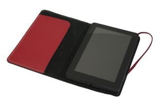 Kindle DX Fire Luxury Leather Case Cover Sleeve Handmade in