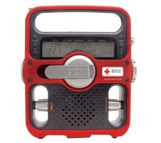 Eton American Red Cross Multipurpose Weather Radio —