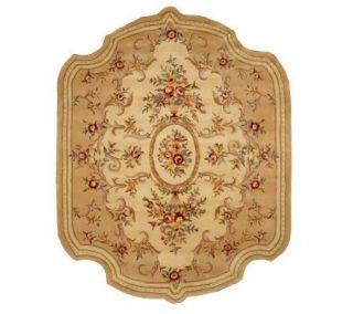 Royal Palace Kimberly 76x96 Die Cut Wool Rug —