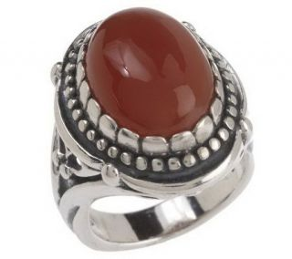 Carolyn Pollack Sterling Luna Ring —