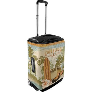 click an image to enlarge coverlugg small luggage cover vintage surf
