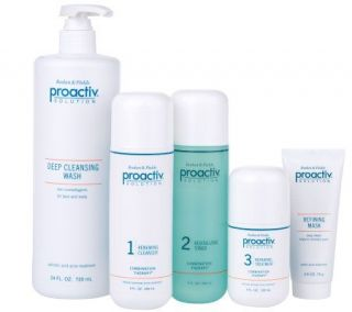 Proactiv Super size 4 pc. Advanced Acne Treatment System —