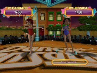 Wii Dance Sensation New Aly AJ Corbin Bleu Demi Lovato Hilary Duff