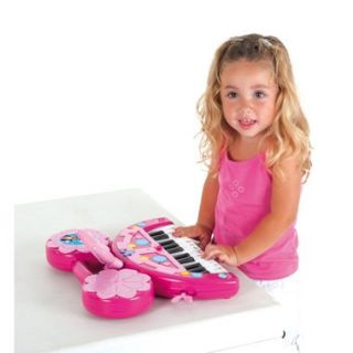 NEW OFFICIAL DISNEY MINNIE MOUSE BOW TIQUE ELECTRONIC KEYBOARD